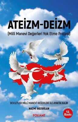 Foliant Yayınları - Ateizm-Deizm