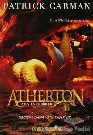 Mandolin Yayınları - Atherton 2 - Ateşten Nehirler