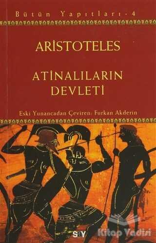 Say Yayınları - Atinalıların Devleti