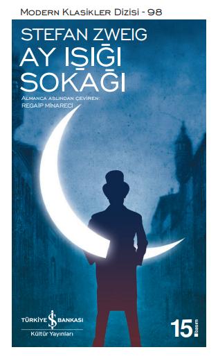 İş Bankası Kültür Yayınları - Ay Işığı Sokağı