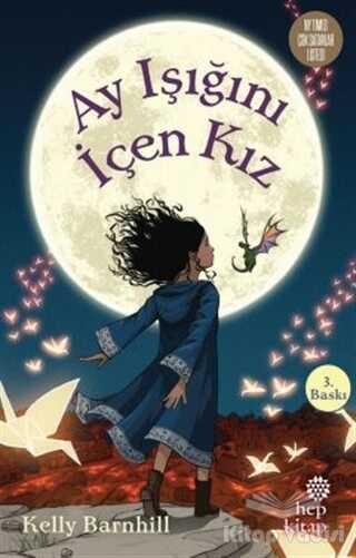 Hep Kitap - Ay Işığını İçen Kız