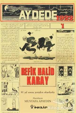 İnkılap Kitabevi - Aydede - 1922-1