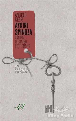 Zoe Kitap - Aykırı Spinoza