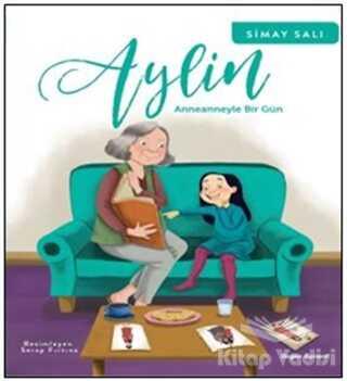 Doğan Egmont Yayıncılık - Aylin - Anneanneyle Bir Gün