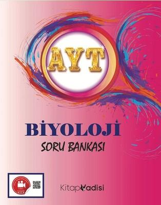 Kitap Vadisi Yayınları - AYT Biyoloji Soru Bankası