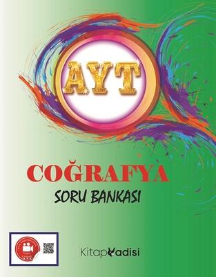 Kitap Vadisi Yayınları - AYT Coğrafya Soru Bankası