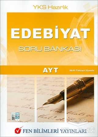 Fen Bilimleri Yayınları - AYT Edebiyat Soru Bankası