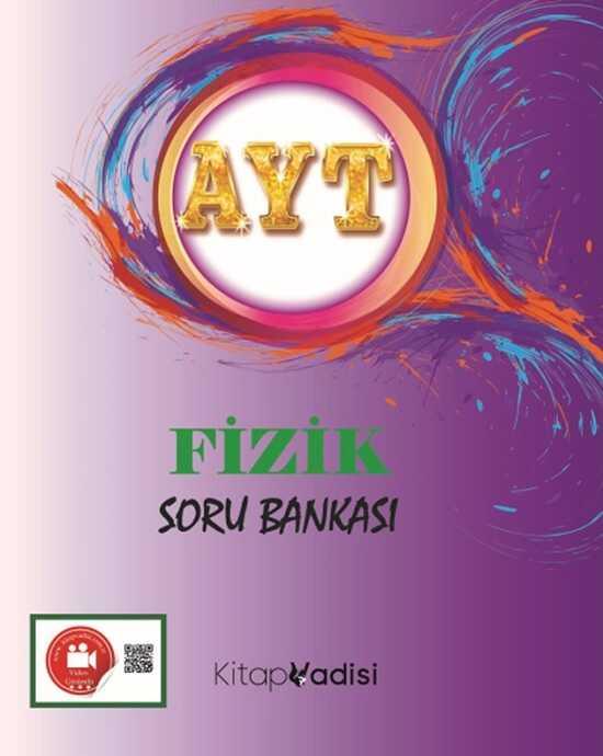 Kitap Vadisi Yayınları - AYT Fizik Soru Bankası