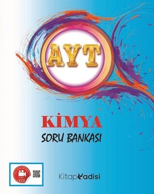 Kitap Vadisi Yayınları - AYT Kimya Soru Bankası