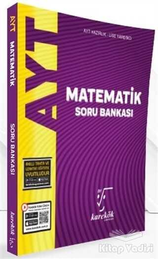 Karekök Yayıncılık - AYT Matematik Soru Bankası