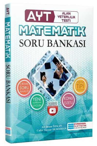 Evrensel İletişim Yayınları - AYT Matematik Video Çözümlü Soru Bankası