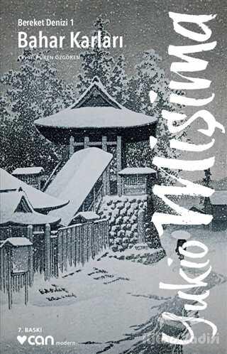 Can Yayınları - Bahar Karları - Bereket Denizi 1