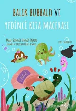 Luna Yayınları - Balık Bubbalo ve Yedinci Kıta Macerası