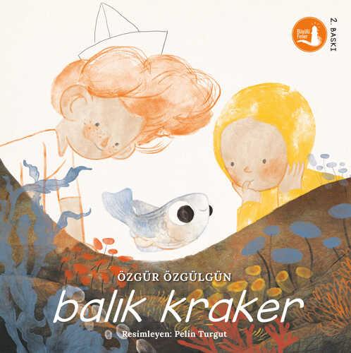 Büyülü Fener Yayınları - Balık Kraker
