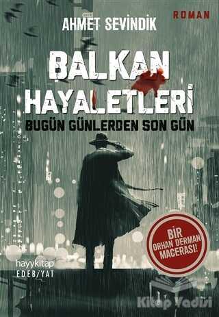 Hayykitap - Balkan Hayaletleri