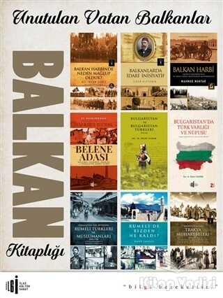İlgi Kültür Sanat Yayınları - Balkan Kitaplığı Set (9 Kitap Takım)