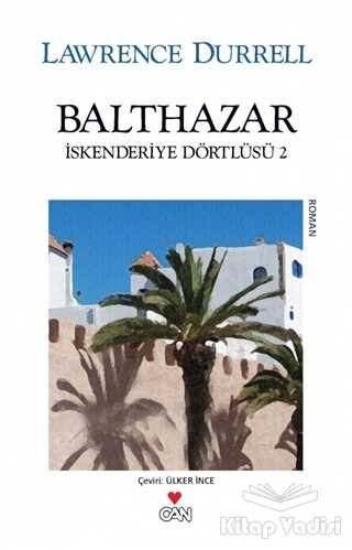 Can Yayınları - Balthazar İskenderiye Dörtlüsü 2