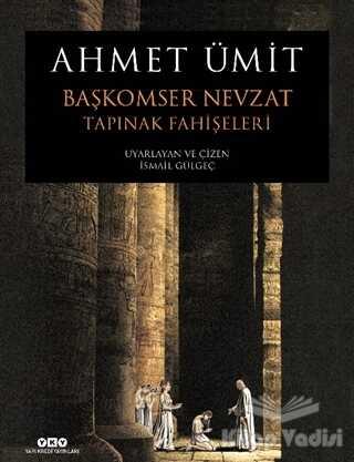 Yapı Kredi Yayınları - Başkomser Nevzat 2 - Tapınak Fahişeleri