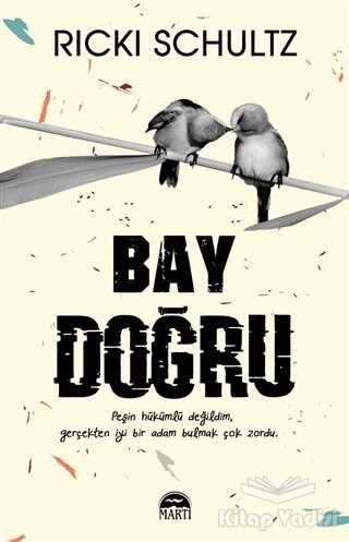 Martı Yayınları - Bay Doğru