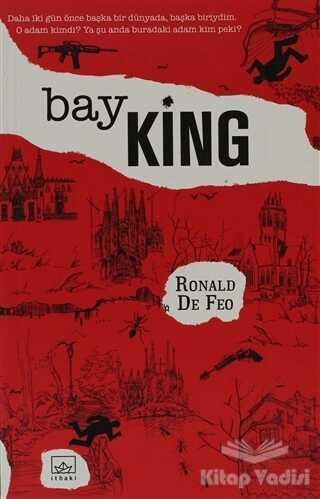 İthaki Yayınları - Bay King Ronald De Feo