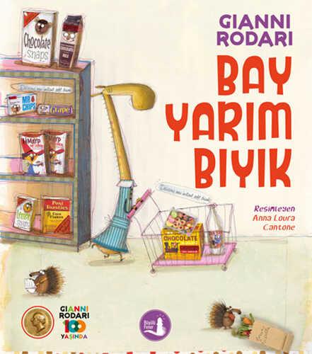 Büyülü Fener Yayınları - Bay Yarım Bıyık