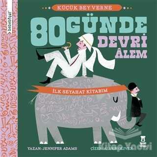 Taze Kitap - Bebebiyat - 80 Günde Devri Alem