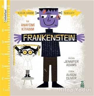 Taze Kitap - Bebebiyat - Frankenstein
