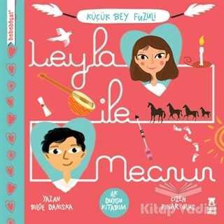 Taze Kitap - Bebebiyat - Leyla ile Mecnun