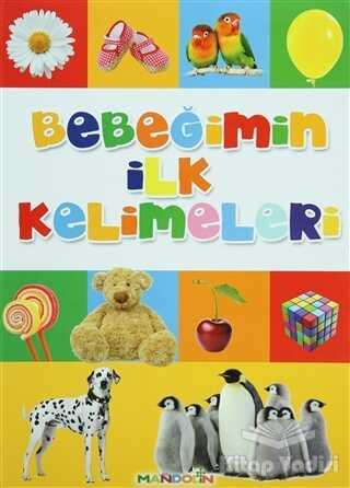 Mandolin Yayınları - Bebeğimin İlk Kelimeleri