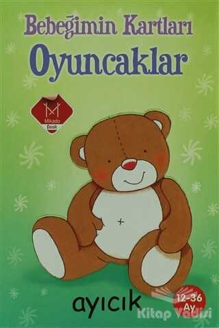Mikado Yayınları - Bebeğimin Kartları - Oyuncaklar