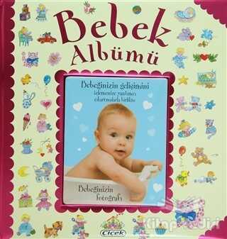 Çiçek Yayıncılık - Bebek Albümü (Pembe)