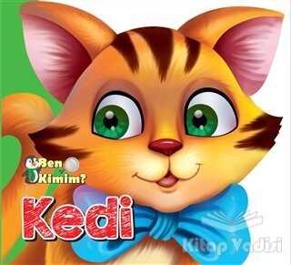 Parıltı Yayınları - Ben Kimim? - Kedi
