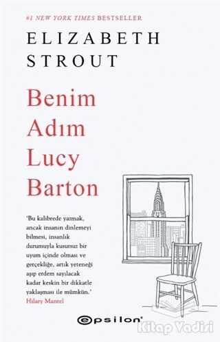 Epsilon Yayınevi - Benim Adım Lucy Barton