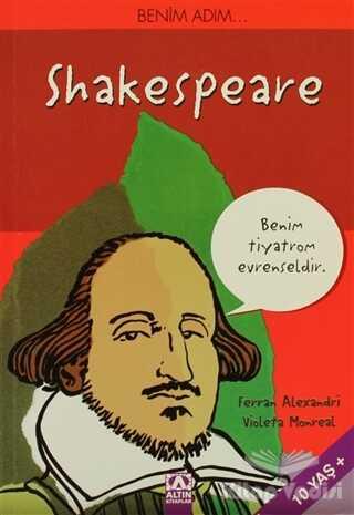 Altın Kitaplar - Benim Adım... Shakespeare