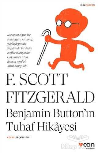 Can Yayınları - Benjamin Button'ın Tuhaf Hikayesi