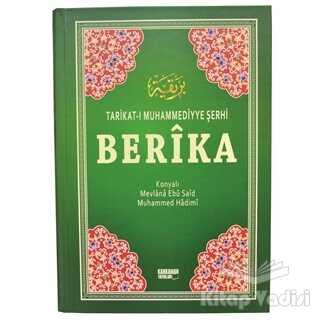 Kahraman Yayınları - Berika - Terikat-ı Muhammediyye Şerhi (5 Cilt Takım)