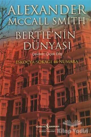 İş Bankası Kültür Yayınları - Bertie'nin Dünyası