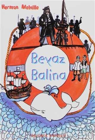 Özyürek Yayınları - Hikaye Kitapları - Beyaz Balina