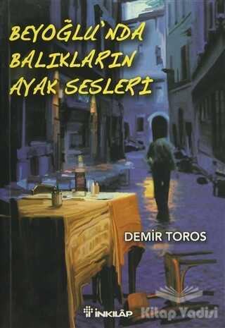 İnkılap Kitabevi - Beyoğlu'nda Balıkların Ayak Sesleri