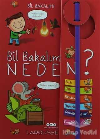 Yapı Kredi Yayınları - Bil Bakalım Neden?