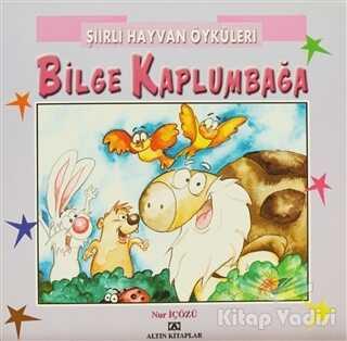 Altın Kitaplar - Çocuk Kitapları - Bilge Kaplumbağa
