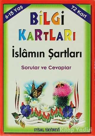 Uysal Yayınevi - Bilgi Kartları - İslamın Şartları
