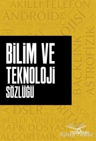 Yediveren Yayınları - Bilim ve Teknoloji Sözlüğü