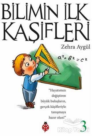 Uğurböceği Yayınları - Bilimin İlk Kaşifleri - 3