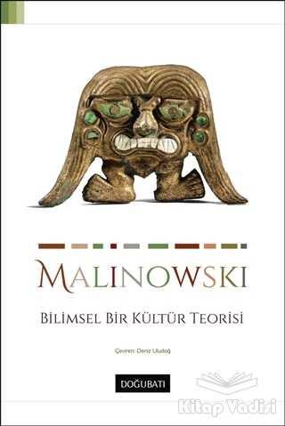 Doğu Batı Yayınları - Bilimsel Bir Kültür Teorisi