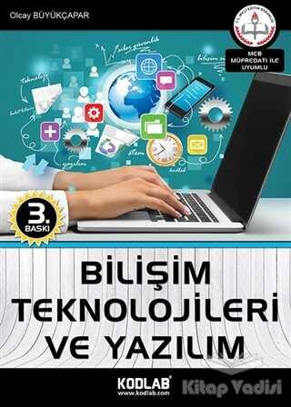 Kodlab Yayın Dağıtım - Bilişim Teknolojileri ve Yazılım