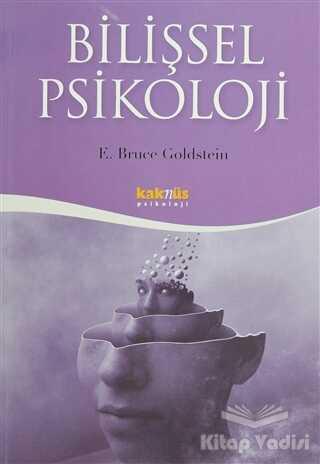 Kaknüs Yayınları - Ders Kitapları - Bilişsel Psikoloji