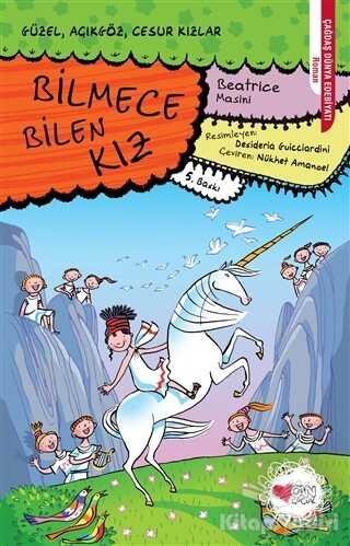 Can Çocuk Yayınları - Bilmece Bilen Kız - Güzel, Açıkgöz, Cesur Kızlar 6
