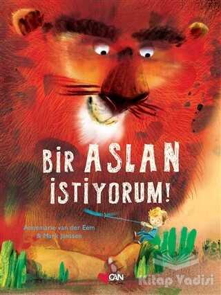 Can Çocuk Yayınları - Bir Aslan İstiyorum