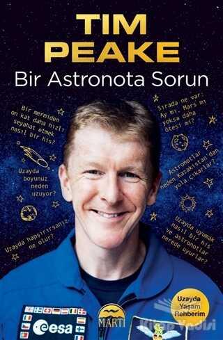 Martı Yayınları - Bir Astronota Sorun